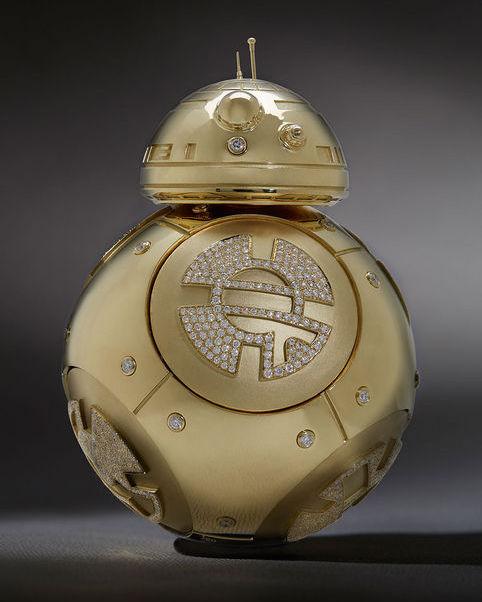 星戰 BB-8 最新玩具 | 只能遠觀不可褻玩
