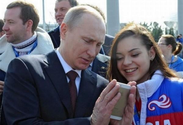 口裡說不身體卻很誠實 | 俄羅斯人愛 iPhone 6s