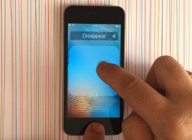 iOS 9 隱藏 icon 秘技 | 免 JB 一樣做到