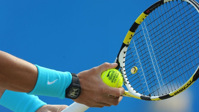 職網協禁選手戴智能錶   Apple Watch 無緣現網球場