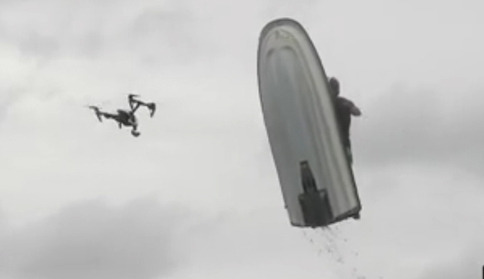 最貴無人機殺手 | 竟然是快艇?