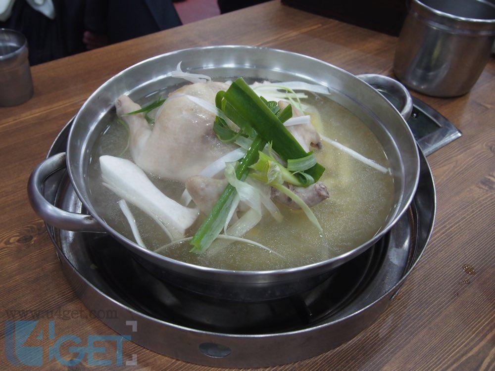 [ 金仔韓遊 ] 韓國首爾孔德站孔陵一隻雞   食雞之餘記得食麵
