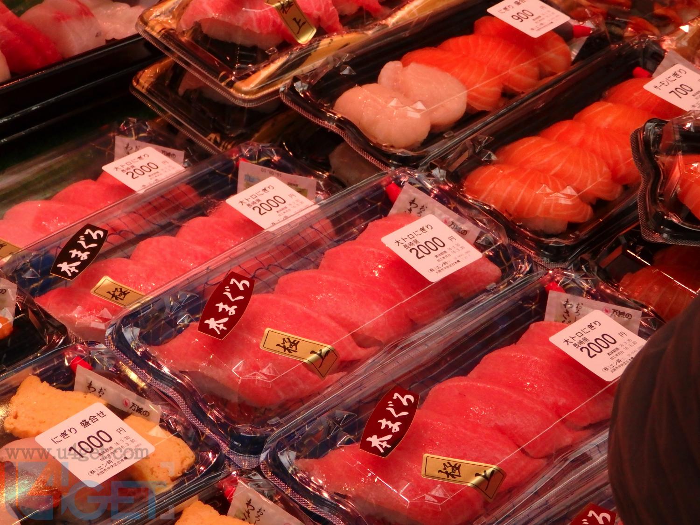 〔 玩轉大阪 〕大阪平食刺身炸物 「 黑門市場 」攻略
