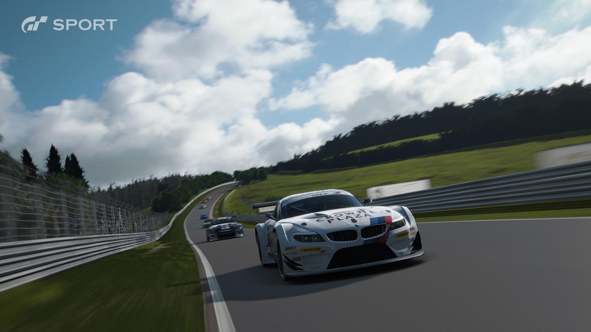 《 Gran Turismo Sport 》 11月15日正式發售