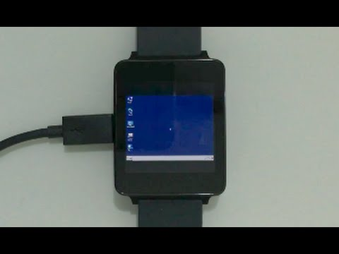 Android Wear 行 Windows 7   有時間等先有試