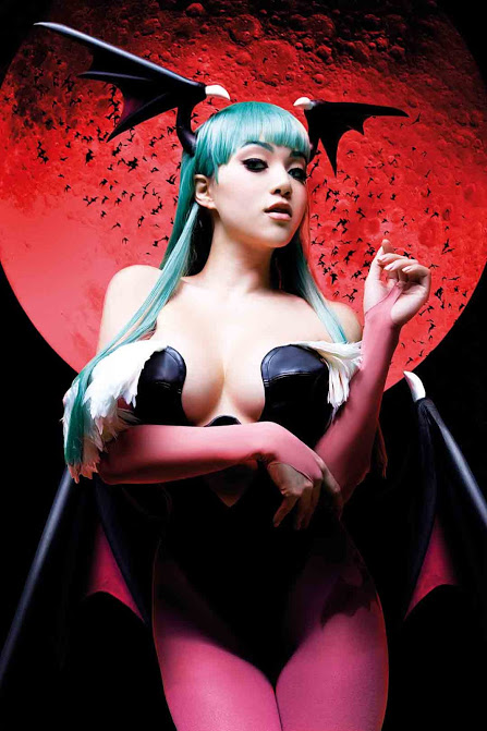 身材出眾 cosplayer Vampy