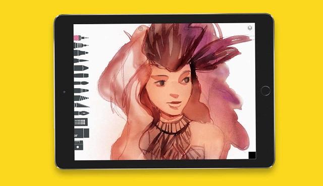 限時免費 超易用 畫畫 app 「 Tayasui Sketches II Pro 」變畫家