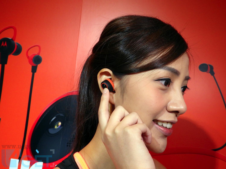 運動耳機列陣 真‧無線耳機 Motorola VerveOnes+ 現身