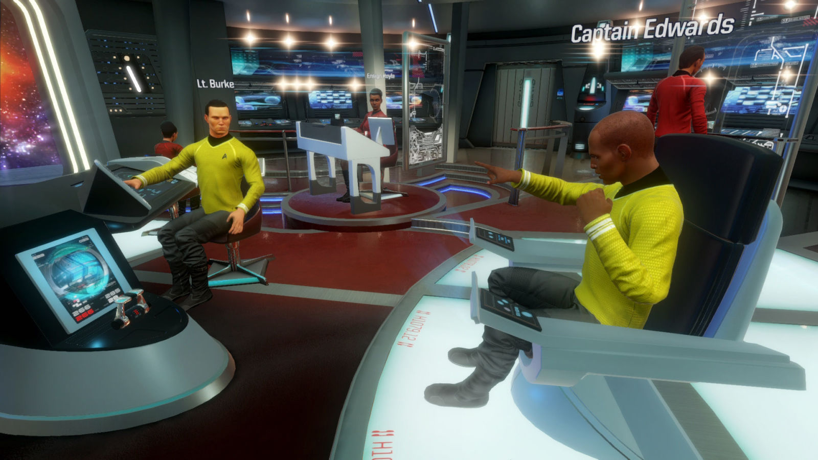 VR 遊戲《 StarTrek:Bridge Crew 》下半年有得玩