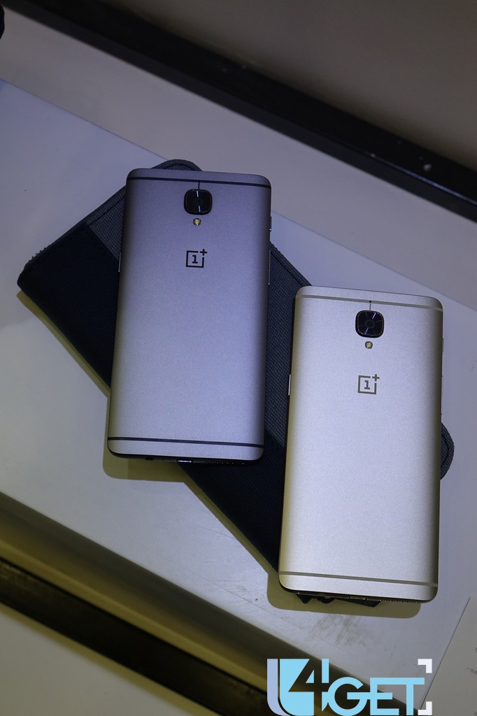 OnePlus 3 明日開售 硬件大幅提升充電超快