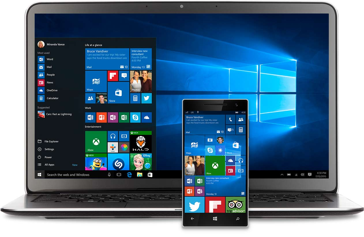 控告微軟強制升級Windows 10 美用家成功獲賠萬美元