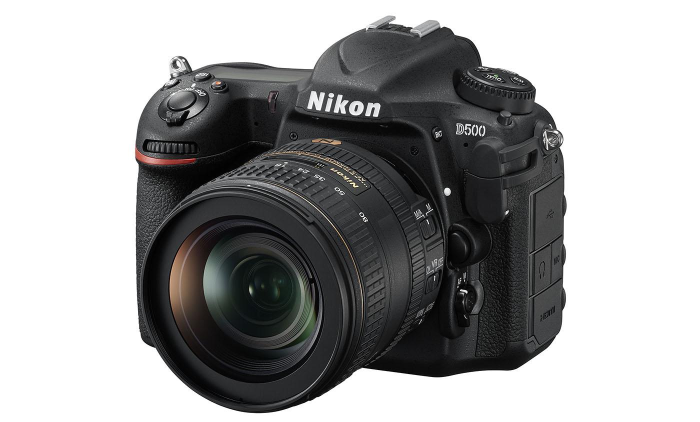 相機無事電池出事? Nikon D500 回收舊電池