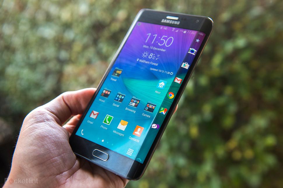 Galaxy Note 7 規格確定? 主力玩虹膜解鎖
