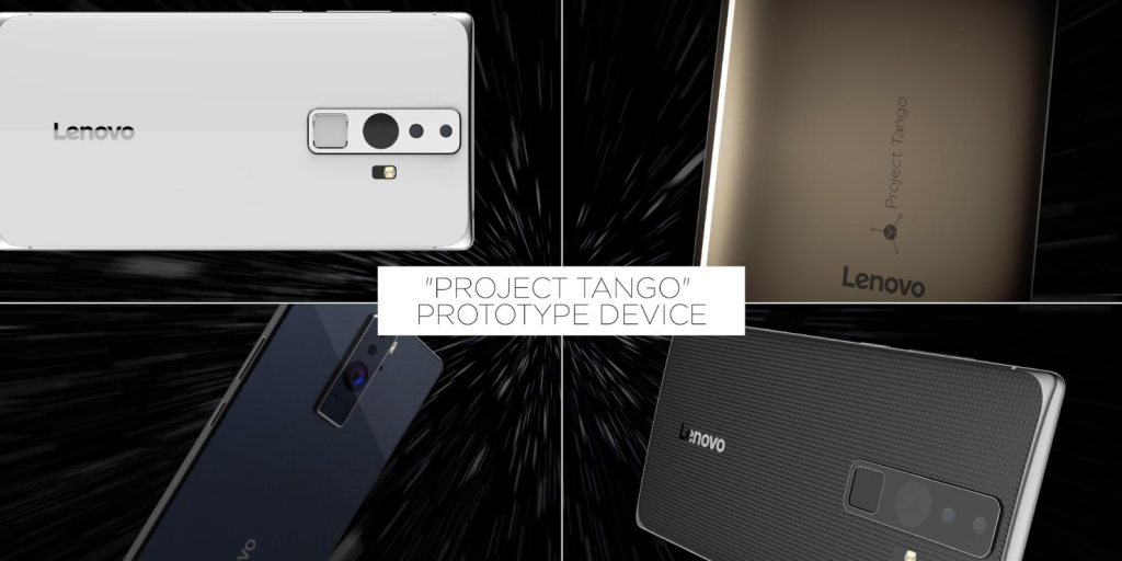 Lenovo PHAB2 Pro 推出?加入 Project Tango 專攻 AR