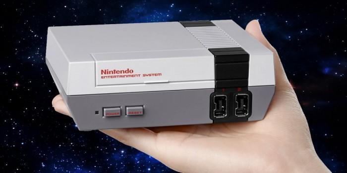 任天堂年底推懷舊主機 NES mini 內置 30 款遊戲