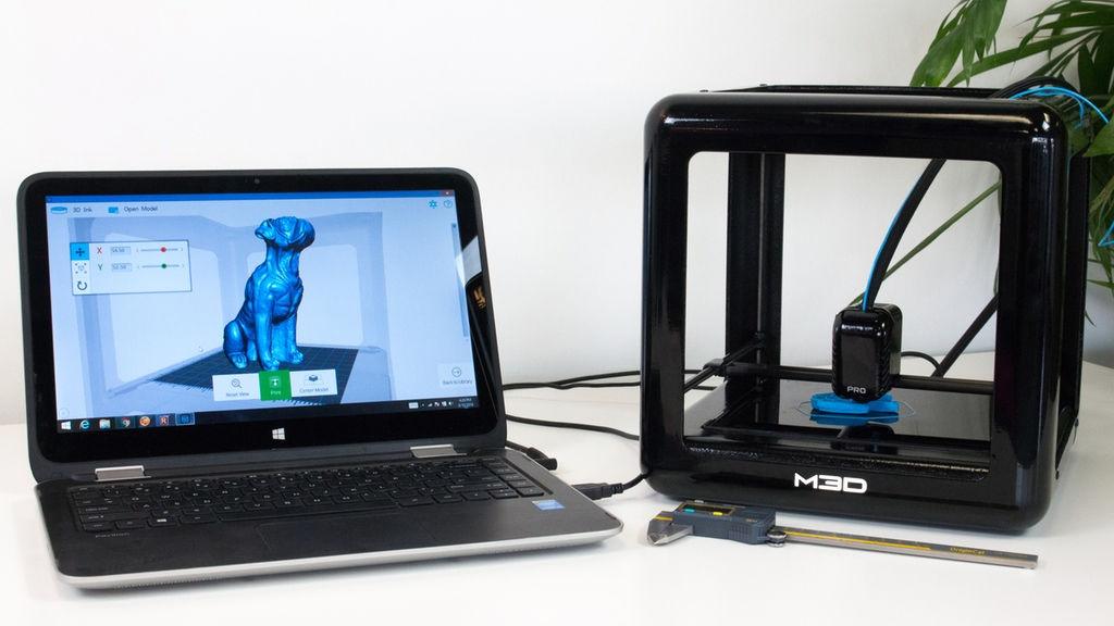 M3D Pro 現身 3D 打印初哥都立即上手