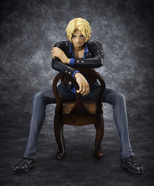 "One Piece 革命軍薩波變山治君? Portrait.Of.Pirates ワンピース""S.O.C"" サボ預訂"