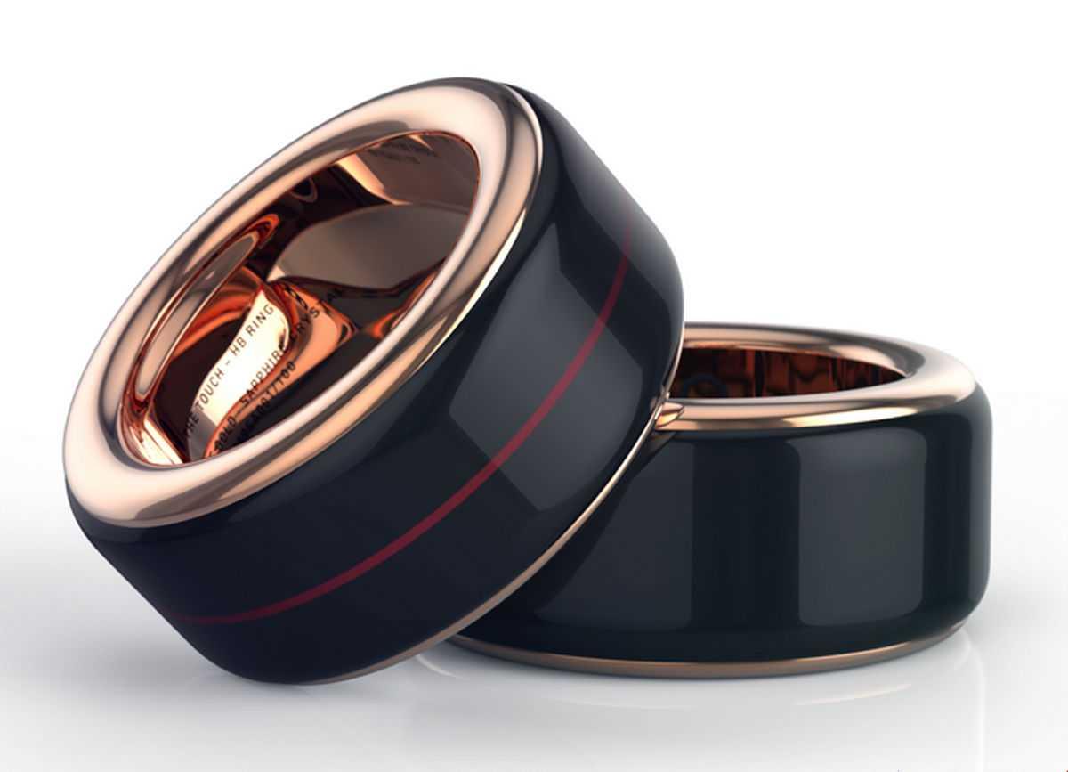 同步感受另一半的心跳 智能戒指 HB Ring 對方偷食即知
