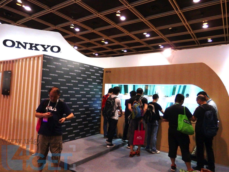 〔 高級視聽展 2016 〕 Onkyo 旗艦級耳機 A800 / H900  即場試聽