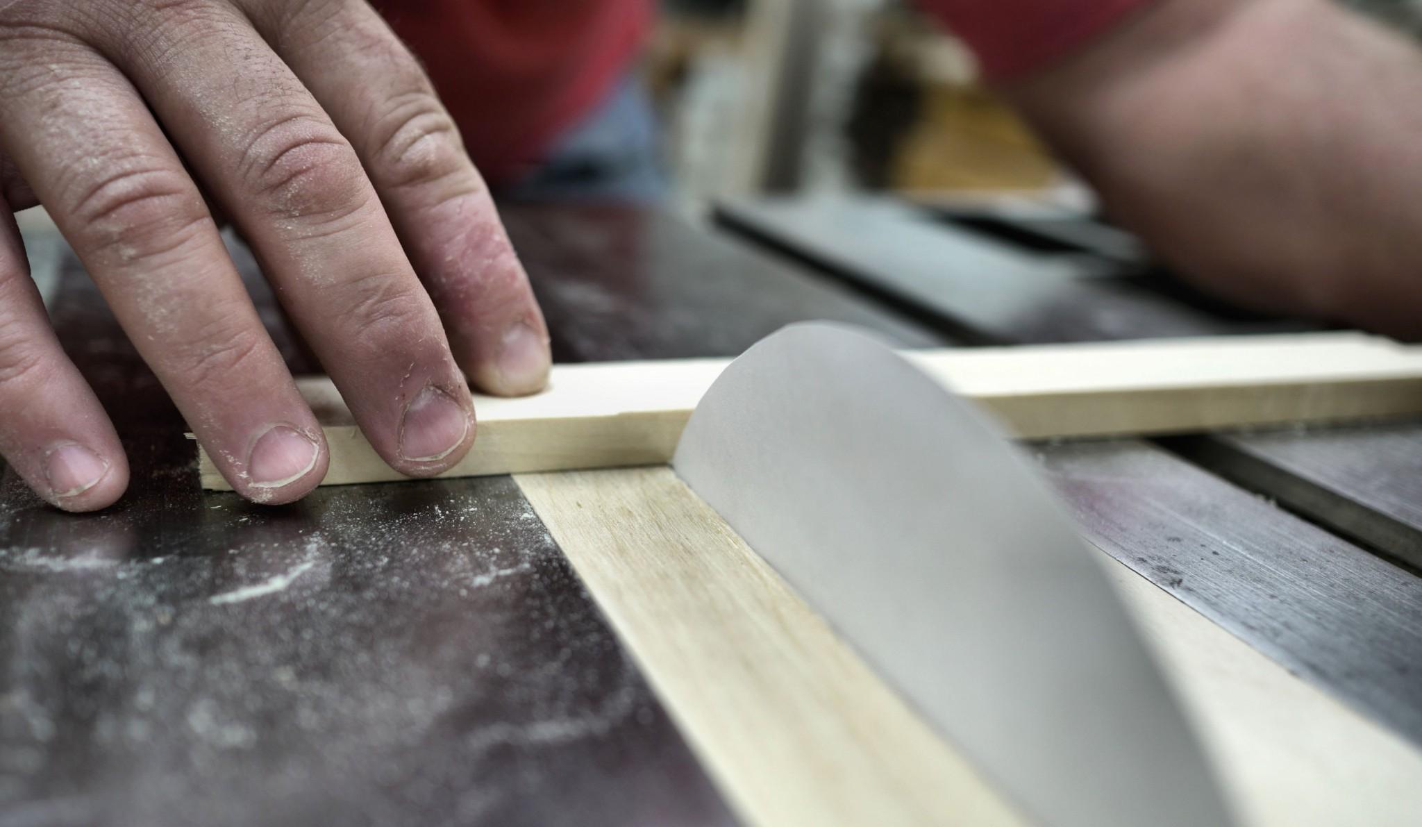 紙能切木 !?  切木機用紙當刀用切木無難度