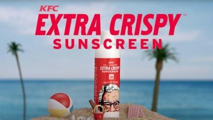 雞!全部都係雞! 「 KFC 炸雞太陽油 」越曬越有雞味