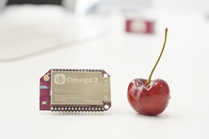 超微型電腦 Omega 2 開售 $40 繼續 DIY