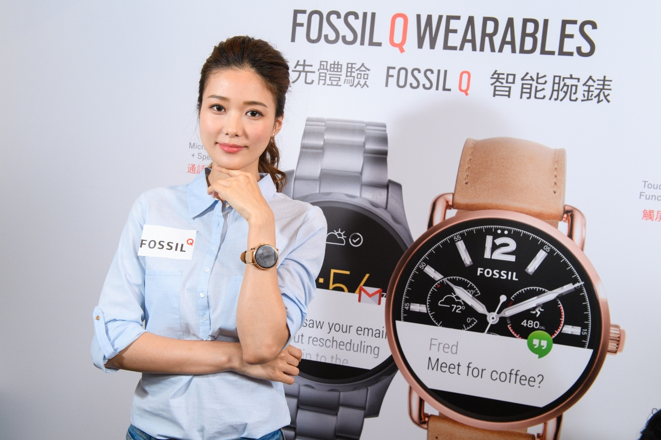 Fossil 出新 Android Wear  Q Wander / Q Marshal 開價 $2,450