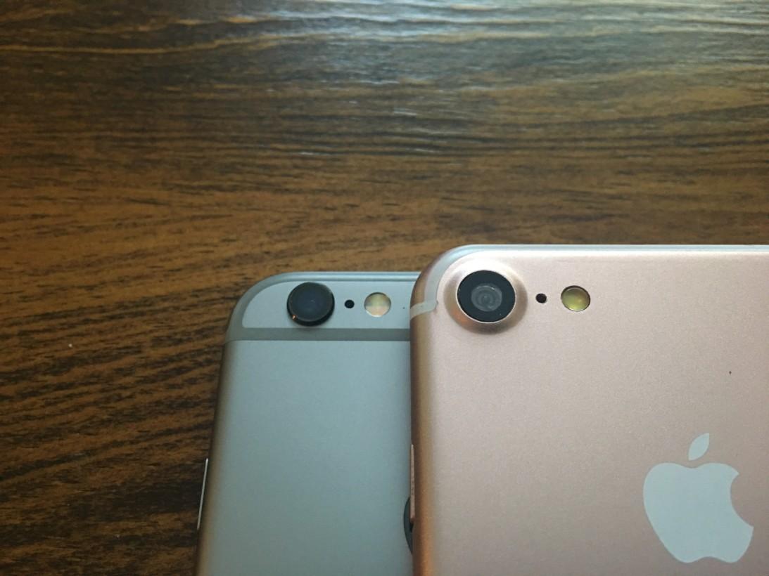 又有 iPhone 7 流出? 外國網站真機對比