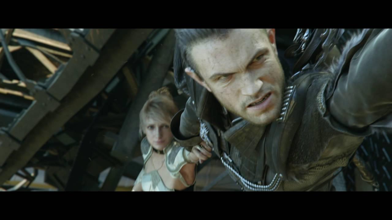 《 Final Fantasy XV 》 電影版  8 月30 日數碼版發售