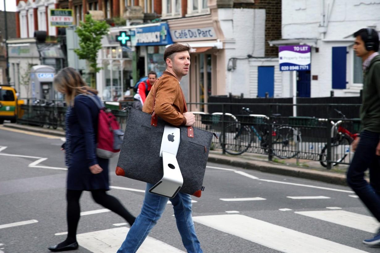 點拎 27 吋 iMac 出街先型?  Lavolta Carry Case 幫到你