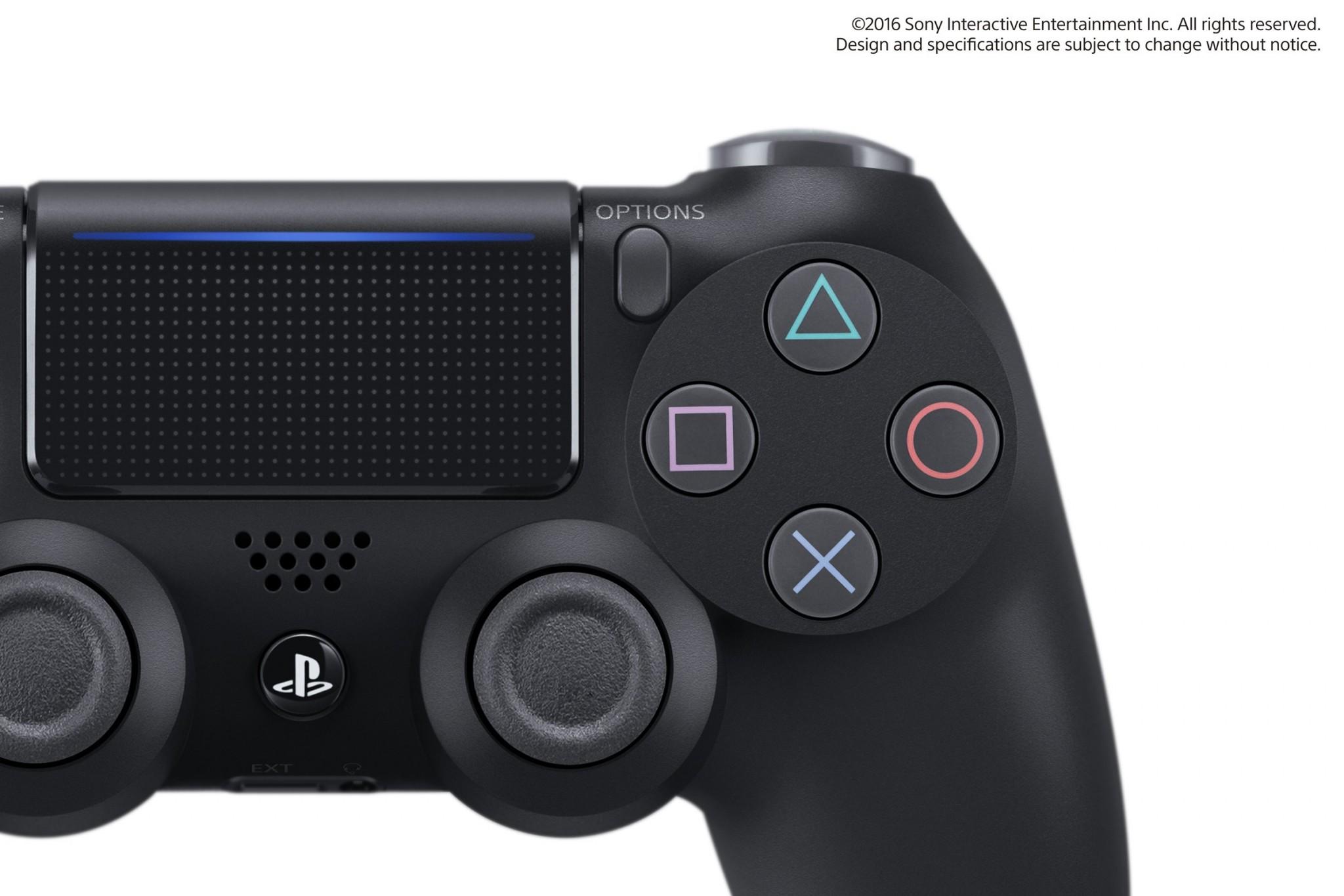 PlayStation 4 Pro 配件大晒冷 全部在九月開賣