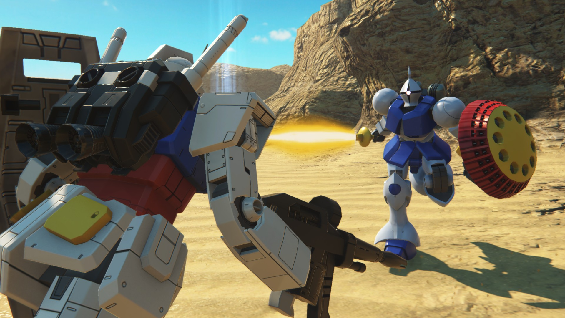 《Gundam Breaker 3》小白爆機教學 必裝裝備附屬功能編