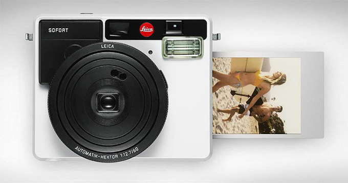 Leica 迷必買 即影即有相機 Sofort