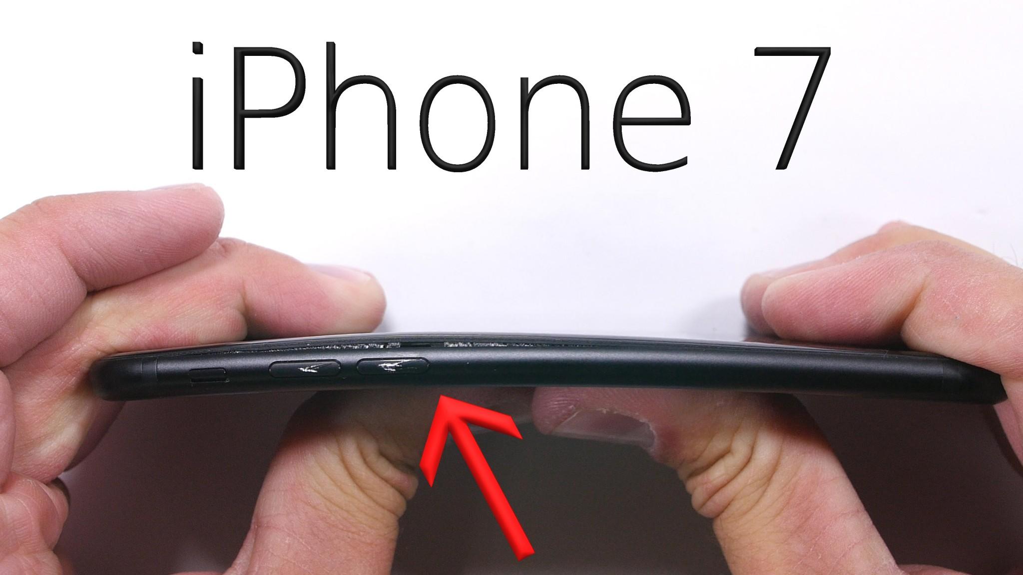 iPhone 7 Plus 防刮耐壓能力有幾高? 即時試俾你睇