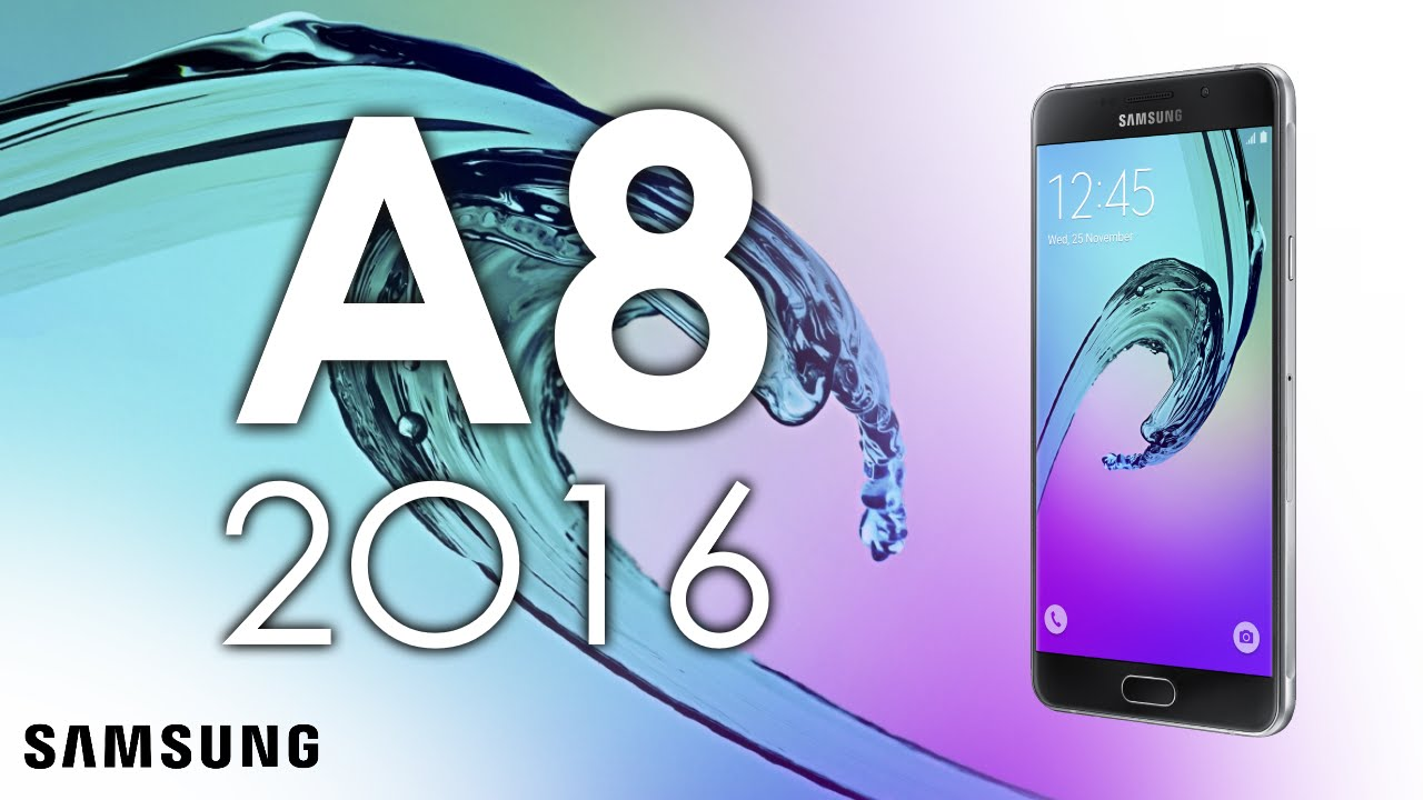 趕住出新機! Samsung Galaxy A8(2016)韓國現身