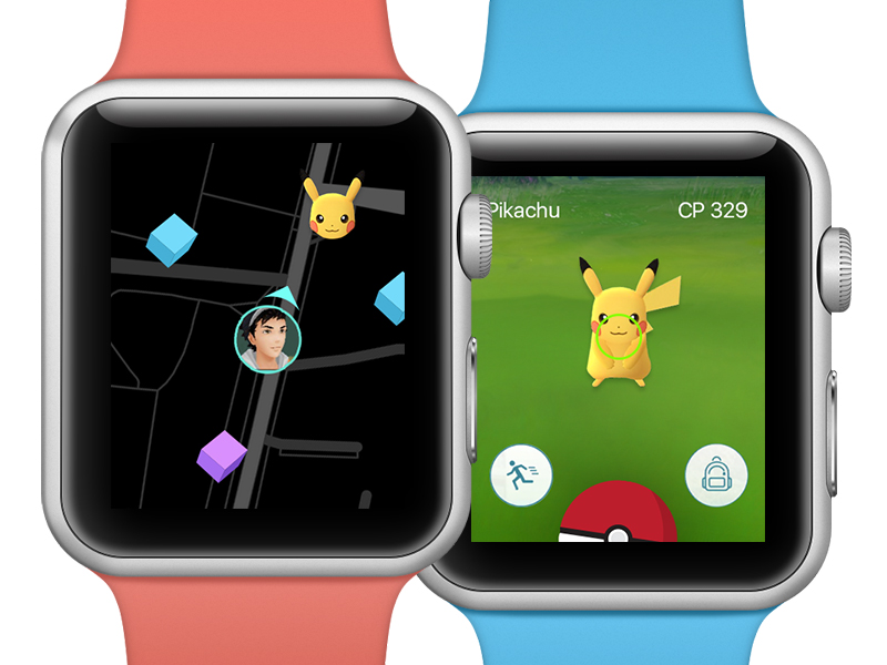 Android 都有份! 《 Pokemon GO 》「極有可能」進軍 Android Wear