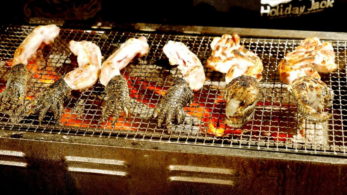 日本搞「珍肉」啤酒節  烏鴉肉 / 鱷魚肉你敢唔敢試?