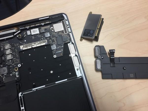 13 吋新 MacBook Pro 入門版即拆  SSD 可自行更換加容量