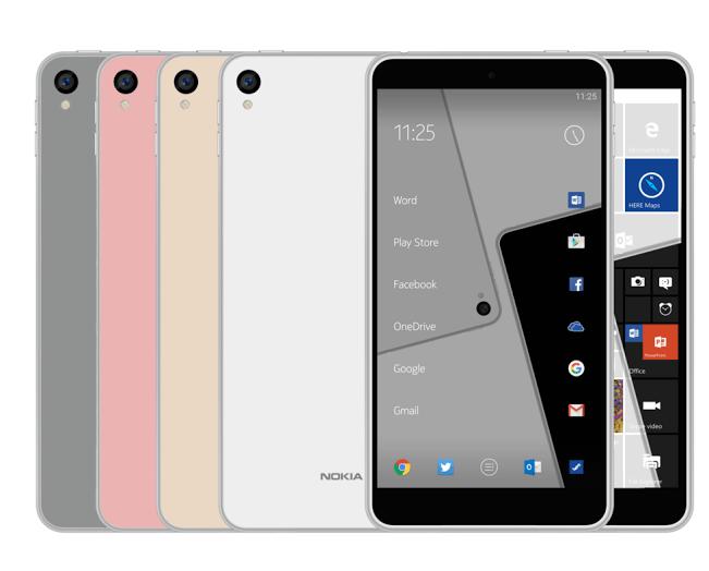 Nokia 出 Android 機  大芒防水有無興趣買?