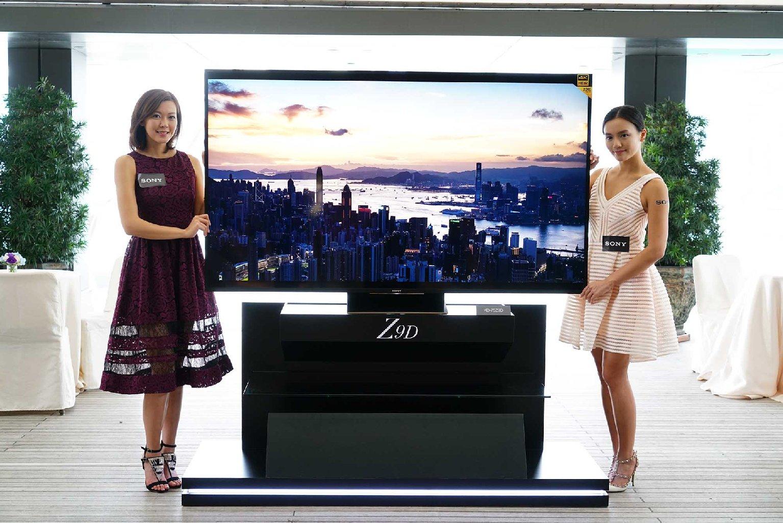 Sony 旗艦級電視 Z9D 系列 全影像接近 HDR 效果