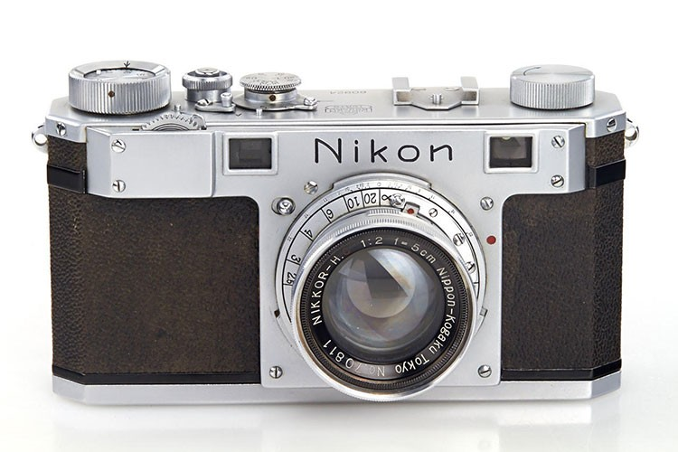 過百萬買相機? Nikon 最古老相機最高值 150 萬