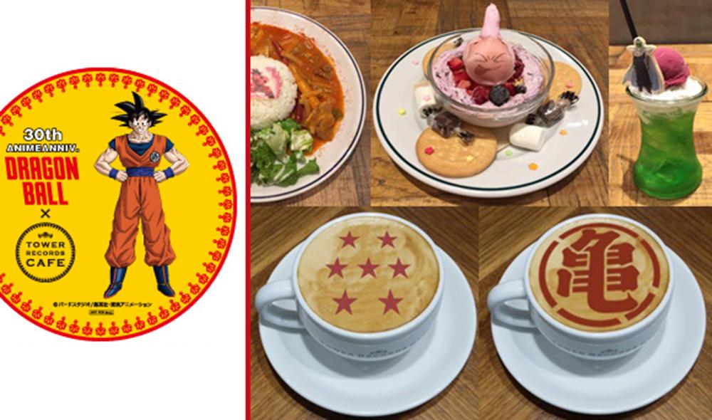 龍珠迷必到! 龍珠主題套餐下月東京 / 大阪有得食
