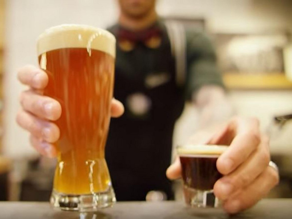 手工啤酒溝咖啡 Starbucks 美國晚市推出