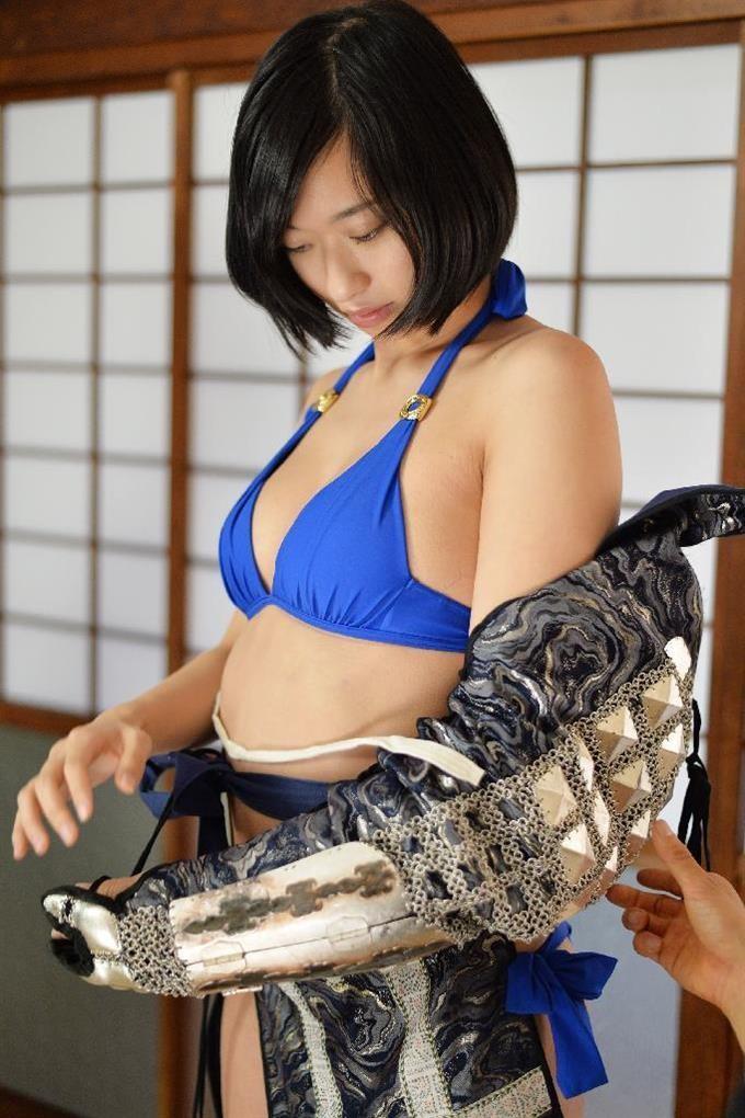 掛羊頭賣狗肉? 日本電視借武士 Sell 三點式美女
