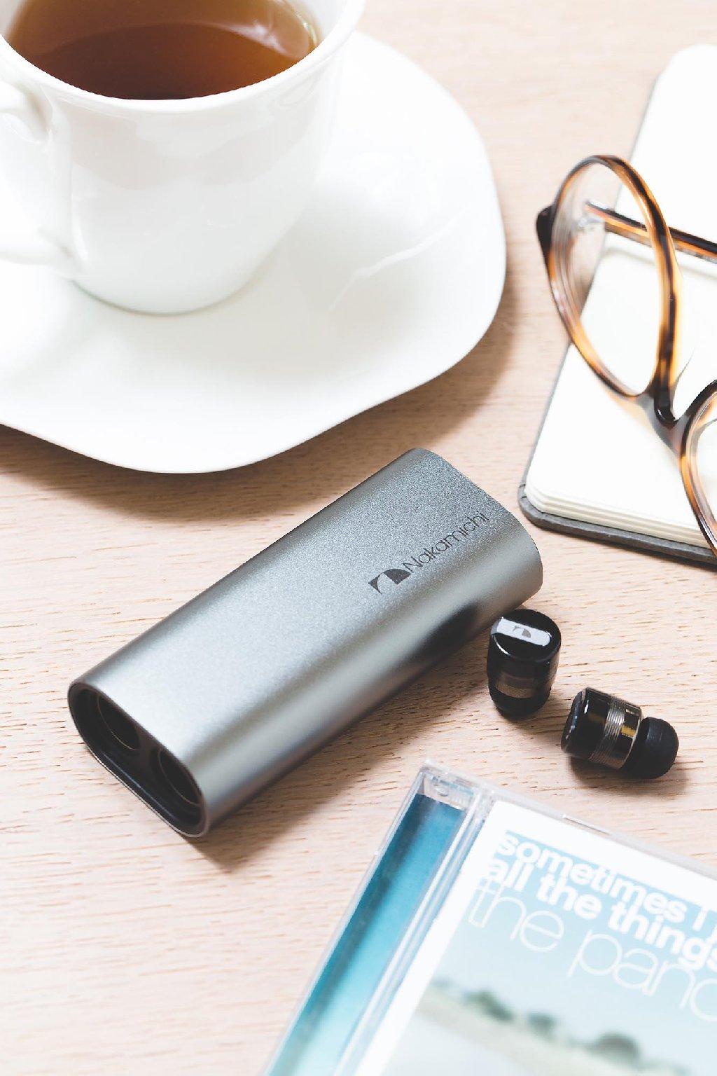 連充 15 次  真‧無線耳機 Nakamichi MyEars True Wireless