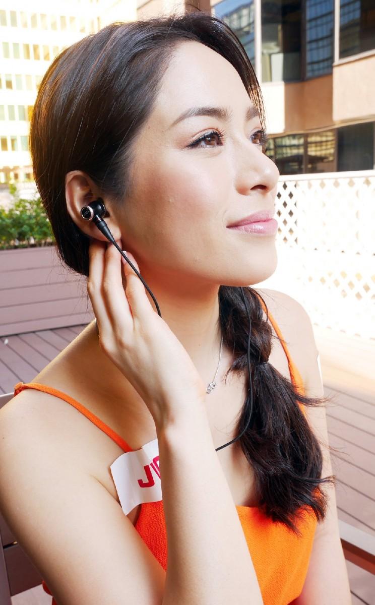 JVC 新一代木製耳機現身  WOOD DOME 木振膜單元更輕更薄