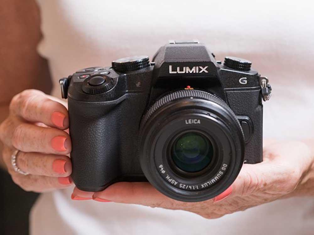 硬撼 a6500!  Panasonic LUMIX G85 五軸防震兼拍 4K