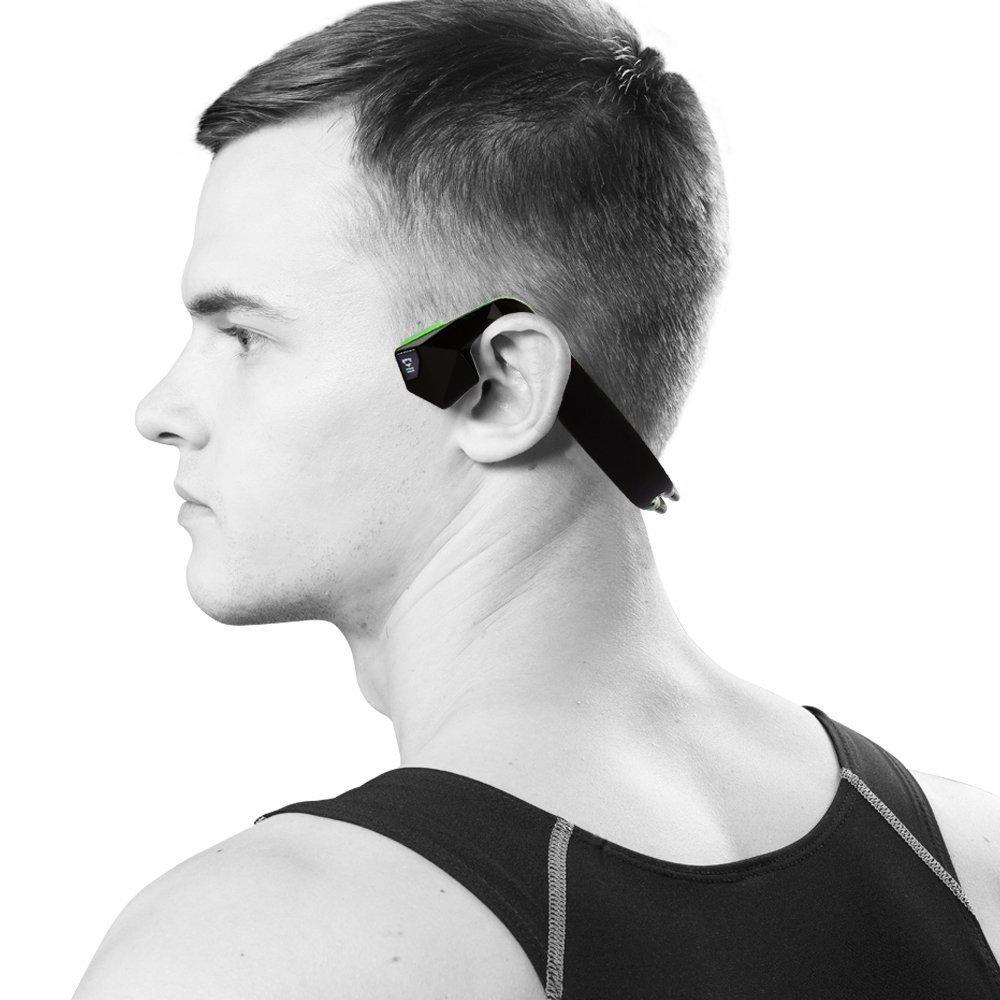 KSCAT NICE 5 骨傳導聽歌   跑街亦能留意環境變化