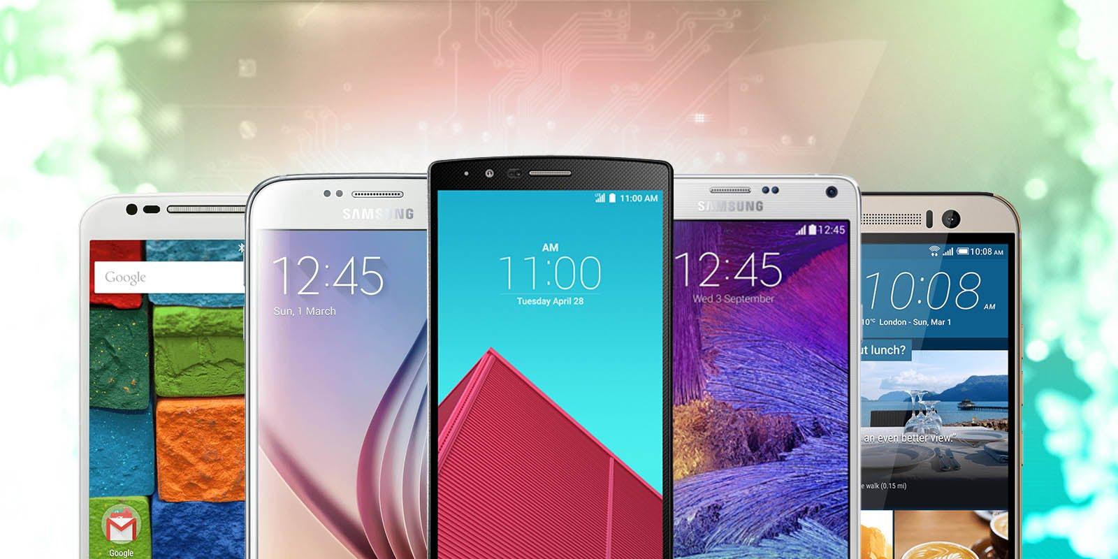Forbes 年終智能手機回顧  最大進步電池電量上升