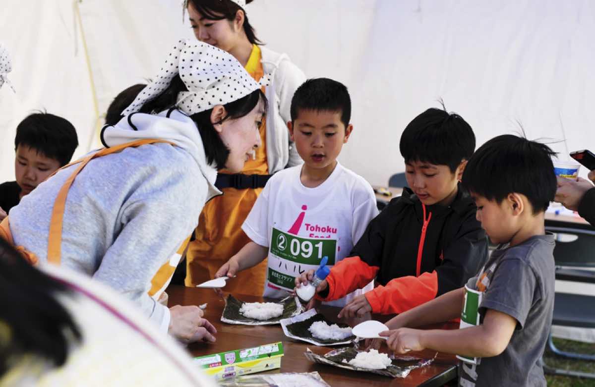 地震後心靈治療  「摺紙飯團」成日本新潮流